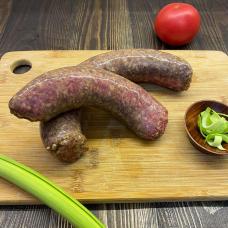 Колбаски для жарки из баранины и говядины, 0,5 кг.