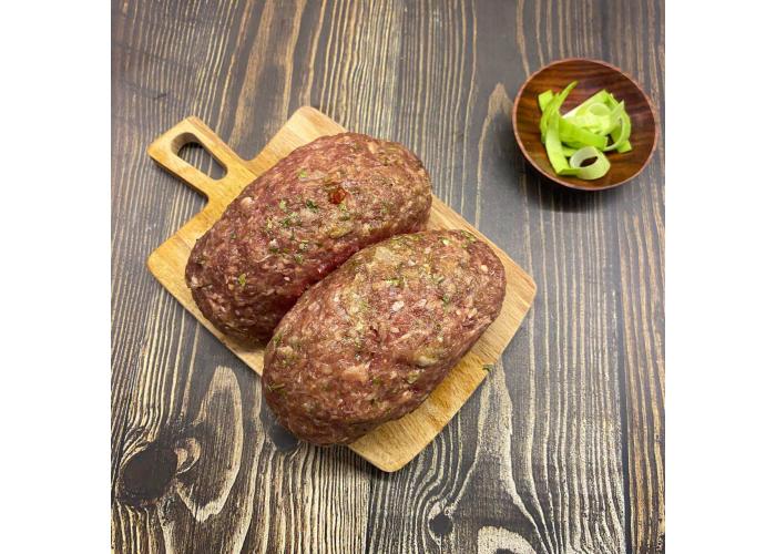 Люля-кебаб из говядины, 500 гр.