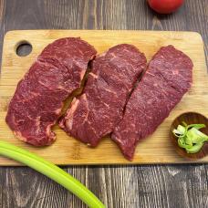 Говядина стейк из толстого края, 0,5 кг.