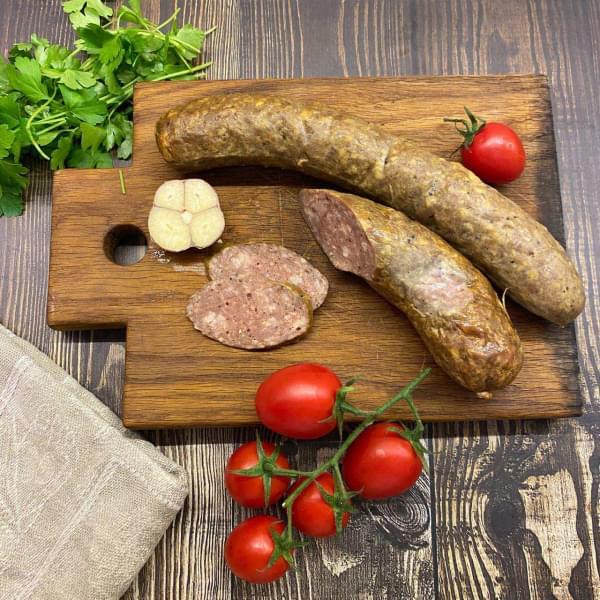 Колбаса из молодой говядины, 300 гр.